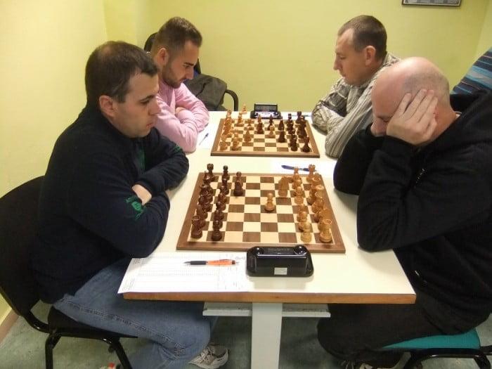 C.Escacs Xàbia comenzó la liga con derrota