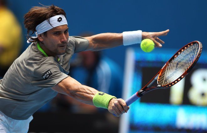 El Open de Australia 2014 ya es historia para David Ferrer