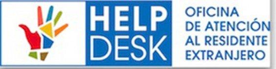 El help desk prepara una charla informativa sobre sanidad para los residentes extranjeros
