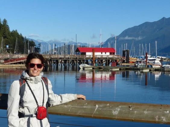 Elisa marchó a Canadá hace cuatro meses sin billete de vuelta