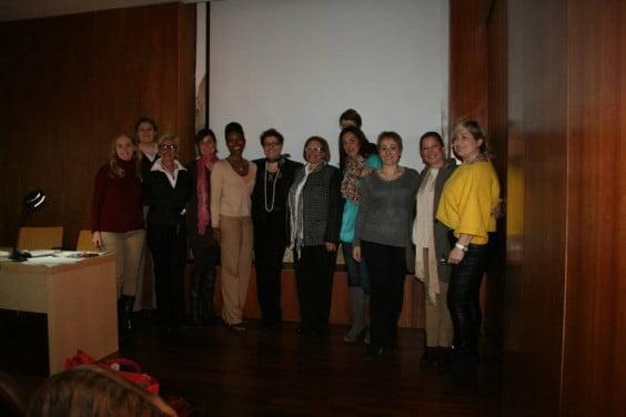 Miembros y cargos de MEJ después de la celebración de su I Asamblea
