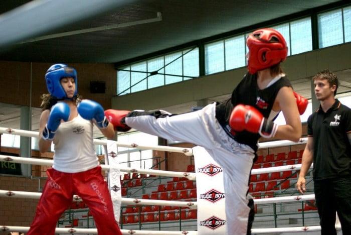 El Club Muay Thai Xàbia busca subir al podium