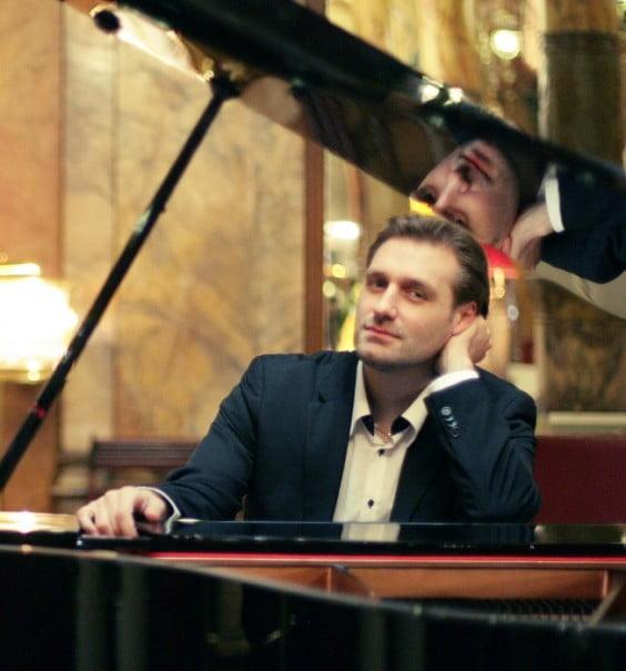 Philippe Raskin ofrecrá una masterclass y un concierto de piano en Jávea