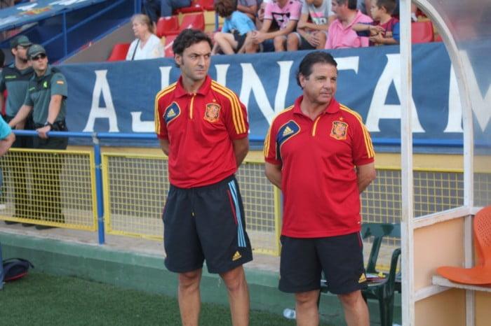 Santi Dénia convoca a Antonio Sivera a la Selección Española