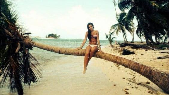 Sonia Marí se fue de Jávea después del verano y piensa quedarse algunos años por Panamá