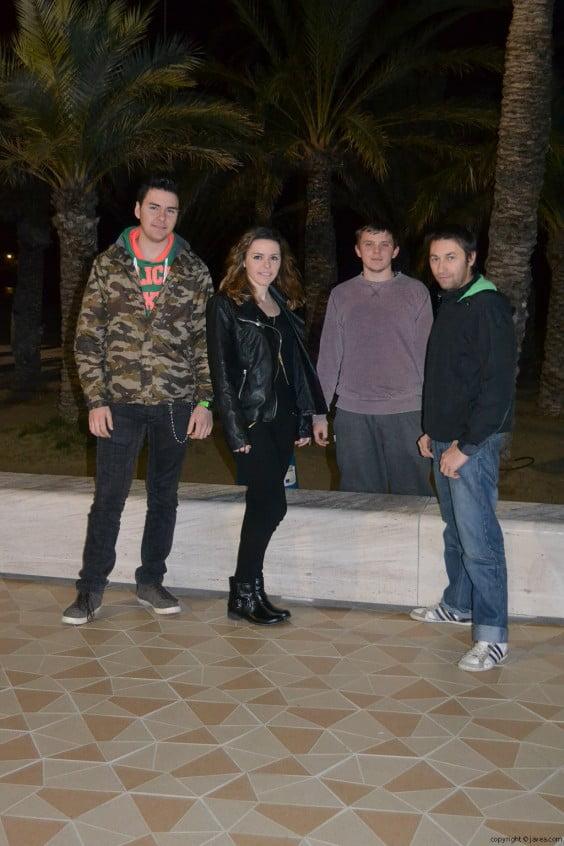 El grupo Toxic de Jávea presentará su primer disco