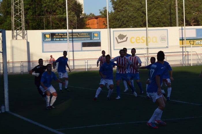 El Massanassa arrancó un empate en Jávea (2-2)
