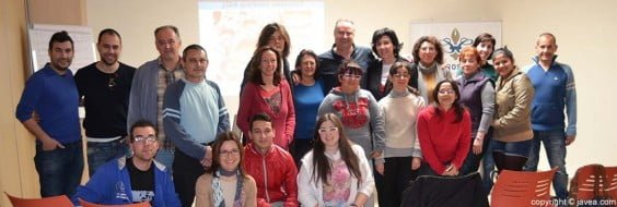 Alumnos de la segunda edición del curso de Fomento de Empleo en Hostelería y Turismo con Mario Schumacher