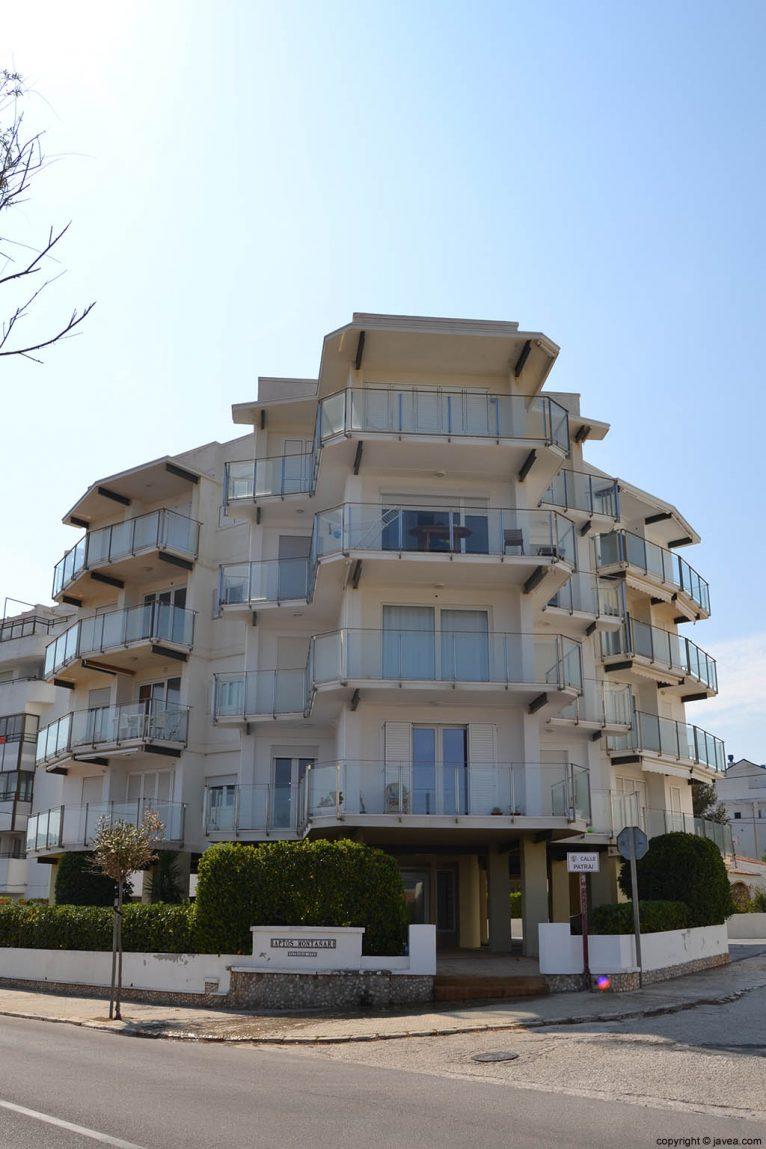 Apartamentos Montañar en Jávea