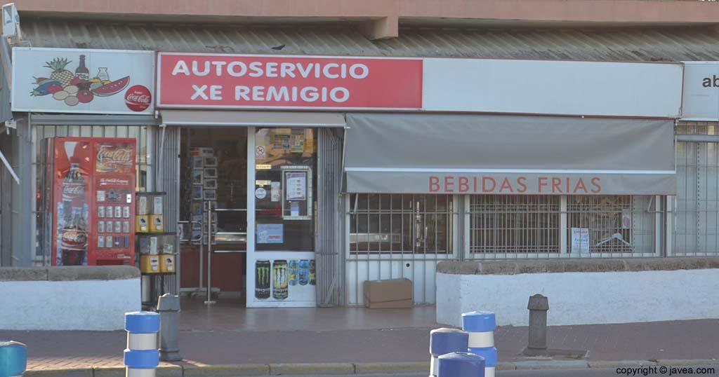 Autoservicio Xe Remigio Jávea