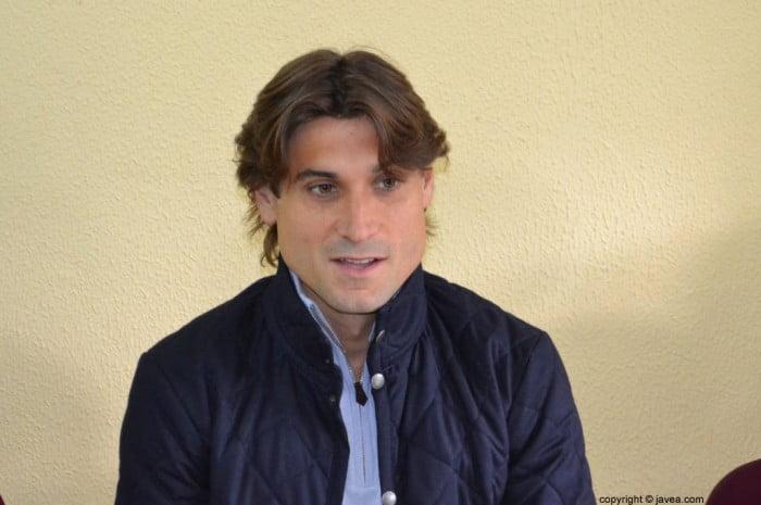 "David Ferrer premio ""José 2014"""