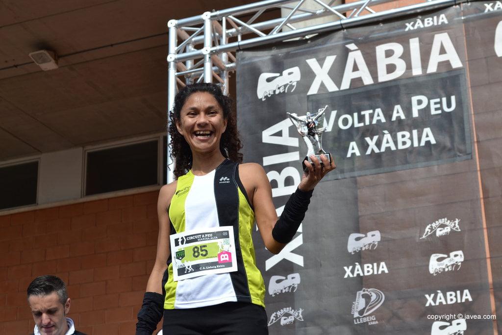 Gina Virueña