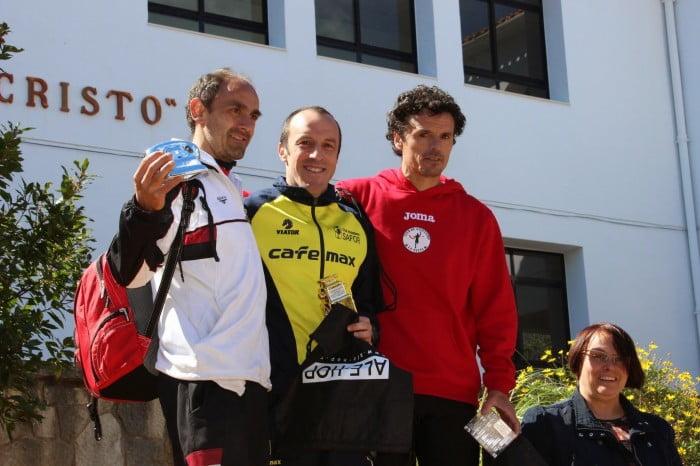 Ignacio Cardona, Ferrán Estruch y Marcelo Vazquez