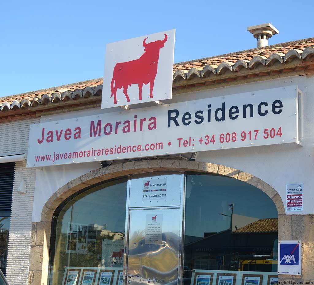 Inmobiliaria Jávea Moraira Residence en Jávea