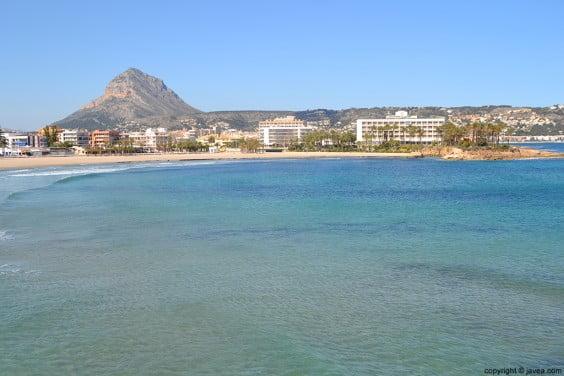 Jávea recibe una subvenció de la Generalitat por su condición de municipio turístico