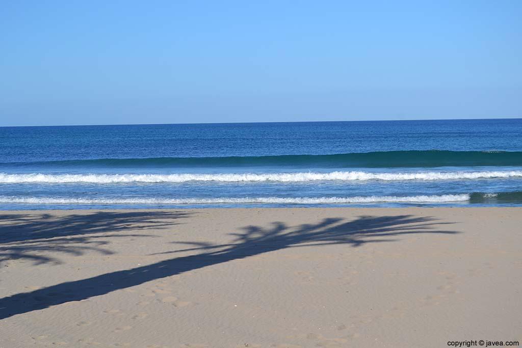 La Playa del Arenal de Jávea