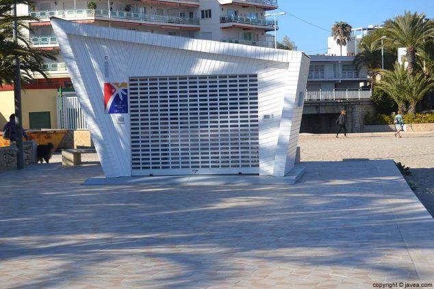 Bild: Tourismusbüro des Arenal Beach in Jávea