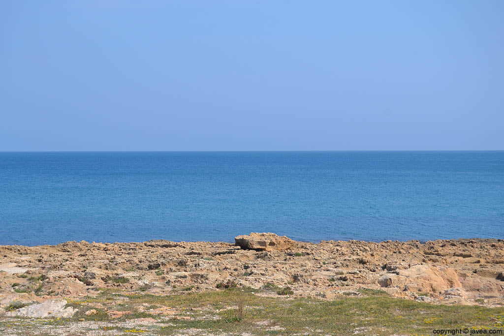 Playa del Segón Muntanyar Xàbia