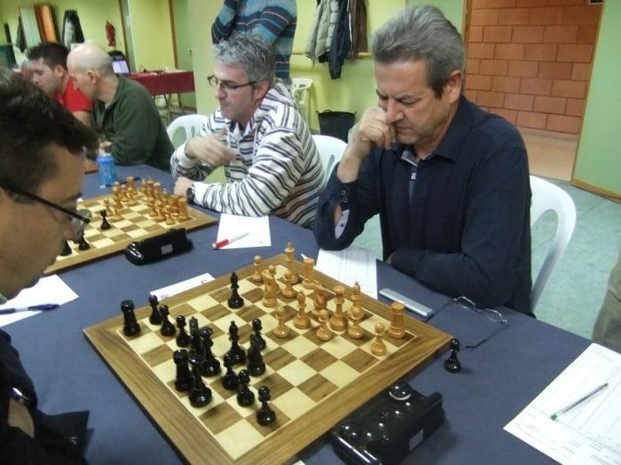 Andrés Daza consiguió la única victoria