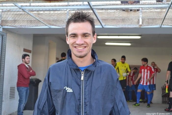 Rubén Ramiro fue uno de los destacados frente al Alcoyano B