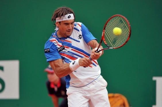 David Ferrer vence a Rafa Nadal en cuartos de final en el abierto de Montecarlo