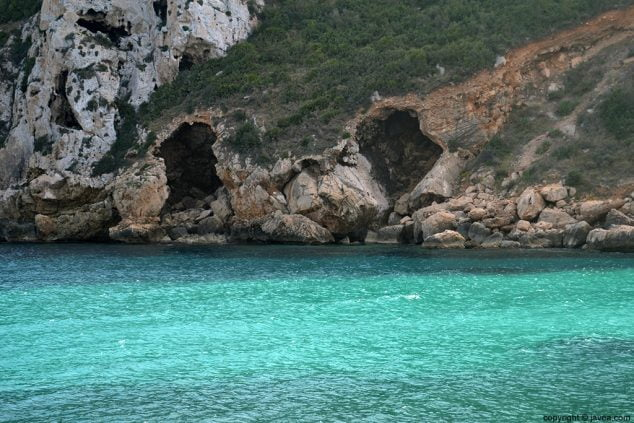 Cala De La Granadella How To Get There Services And Photos