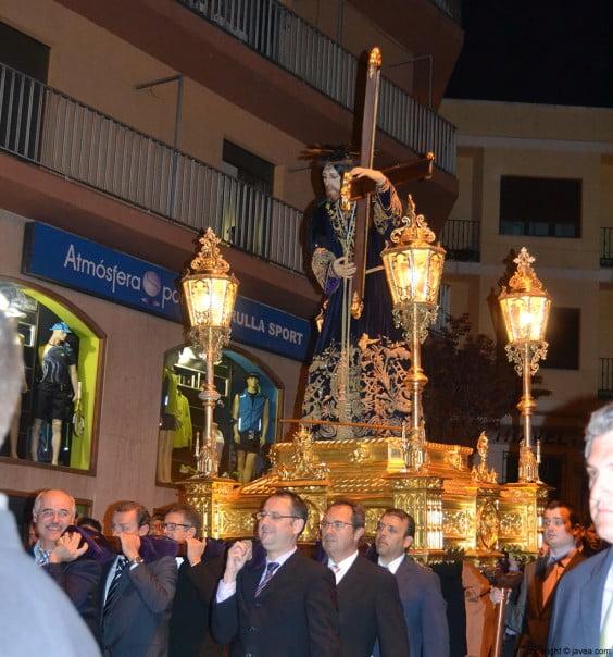 Fiestas en Jávea en honor a Jesús de Nazareno