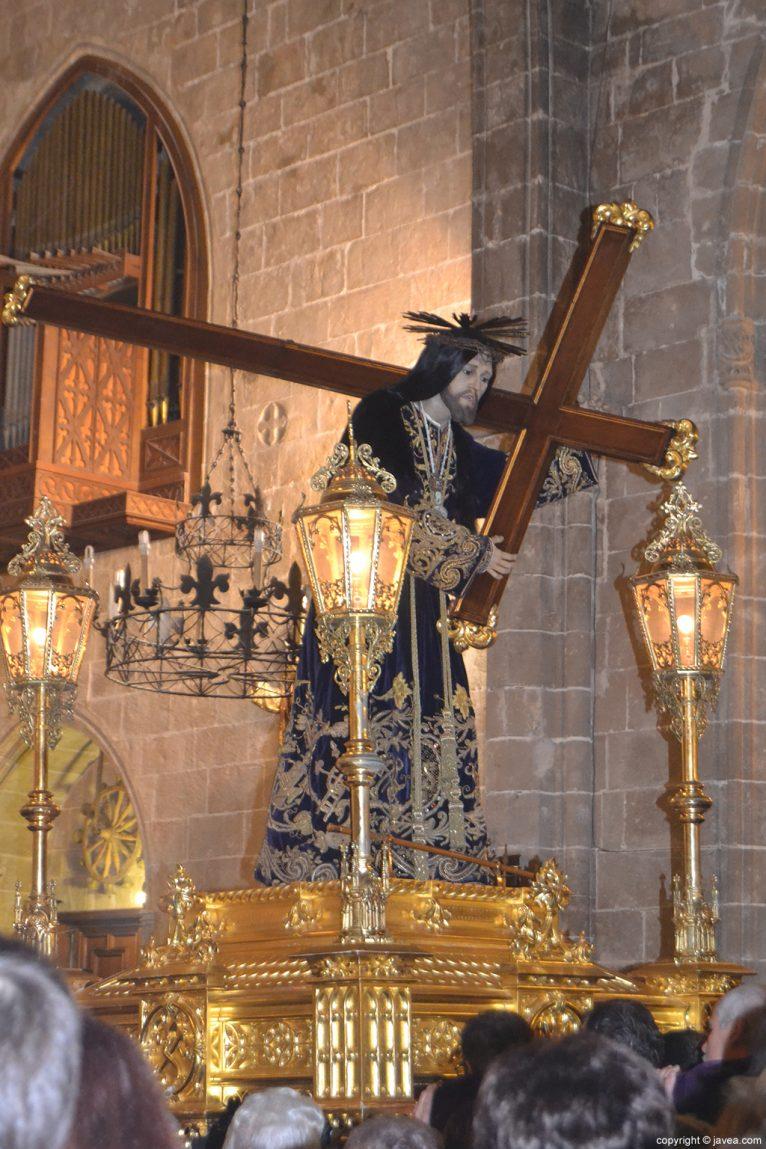 Las fiestas en honor a Jesús Nazareno en Jávea se celebrán del 25 de abril al 3 de mayo