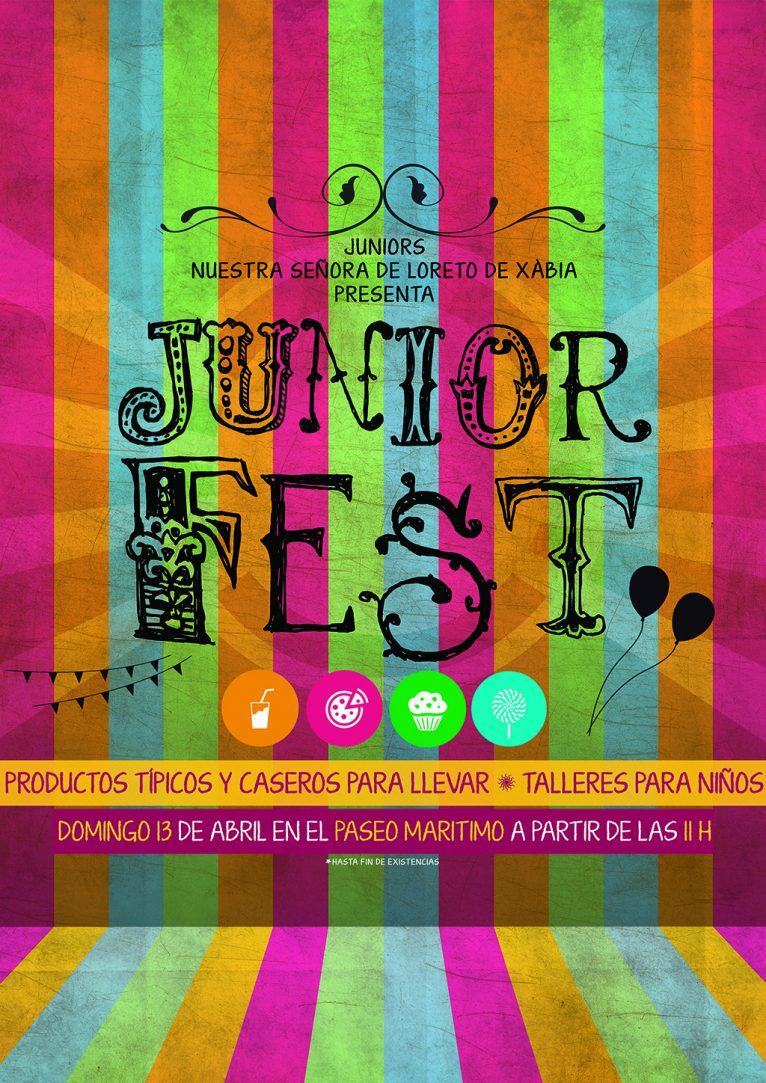 Los Junior de Nuestra Señora de Loreto celebrarán el Juniorfest