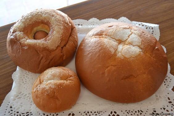 Monas de Pascua elaboradas por el Horno Panadería del Arenal de Jávea