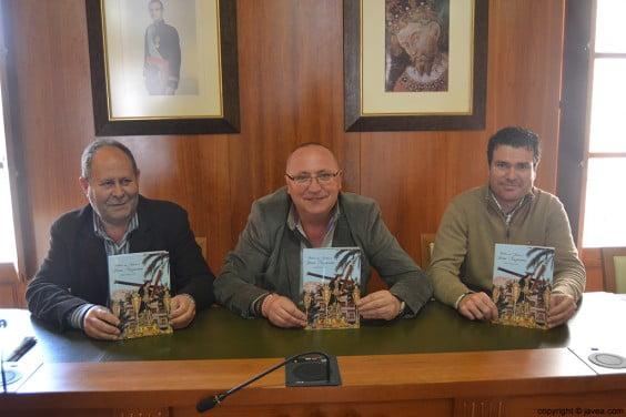 Vicente Tur, Juan Ortolá y Vicente Bas