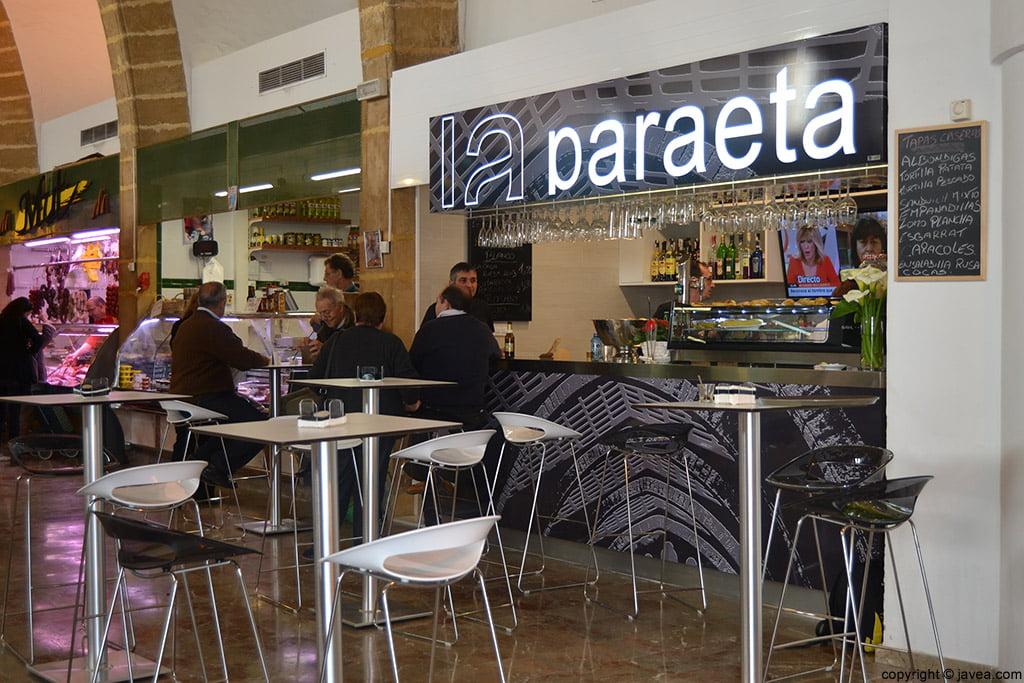 Bar La Paraeta Xàbia