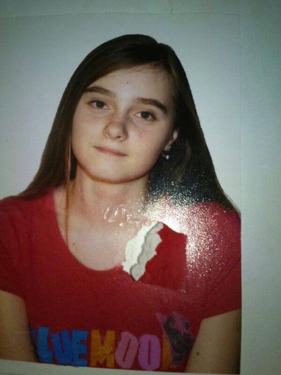 Cristina de 15 años ha desaparecido en Jávea