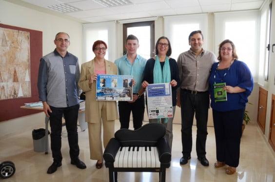 El II Concurso de Piano Vila de Xàbia contará con músicos venidos de todo el mundo