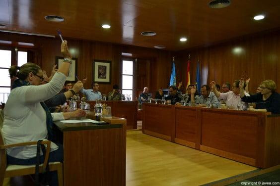 En el pleno del mes de abril de 2014 se aprobó la puesta en marcha del plan de participación pública en el PGOU
