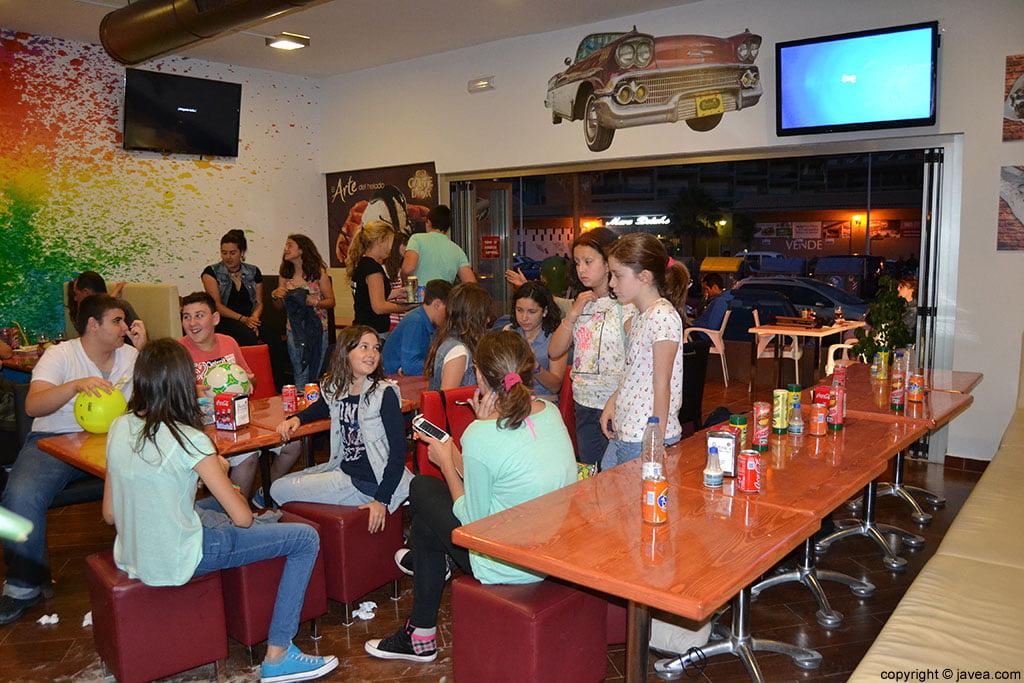 En Panino's puedes celebrar tus fiestas y cumpleaños