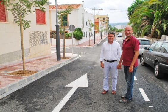 José Chulvi y Paco Torres