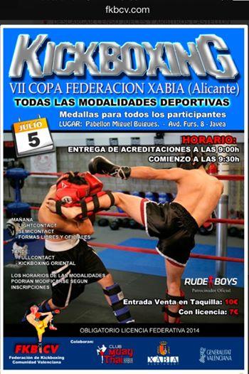 KickBoxing 5 Julio 2014