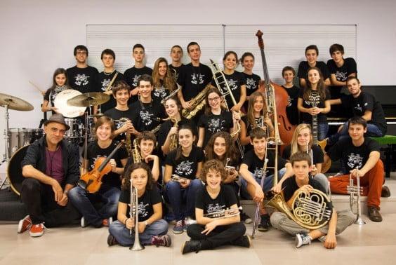 La Big Band Sant Andreu participará en el Xàbia Jazz