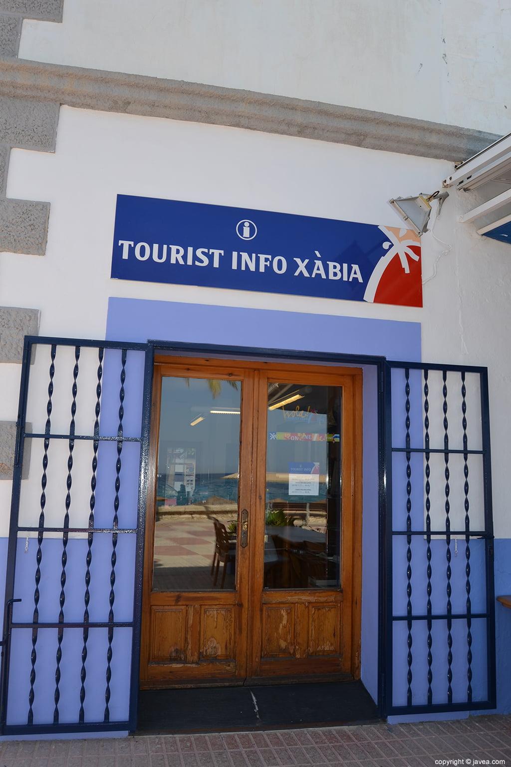 Oficina de turismo en j vea j x for Oficina de turismo ibiza