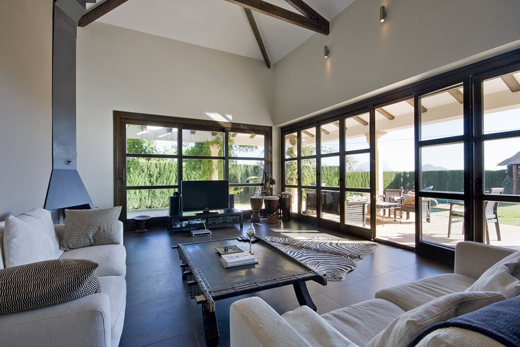 Propiedad de la inmobiliaria Aguila Rent a Villa