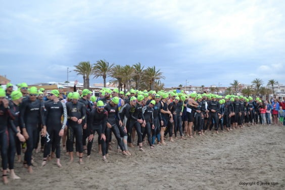 Salida modalidad Sprint con 311 participantes
