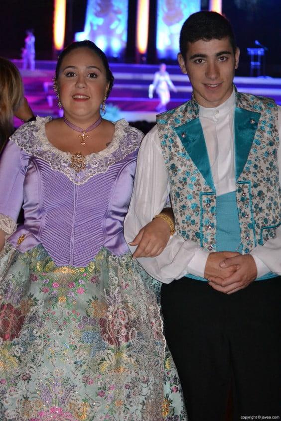 Tatiana Caballero Sánchez y Jordi Pons Diego
