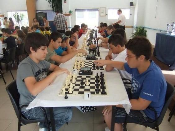 Trofeo Fogueres de ajedrez en Xàbia