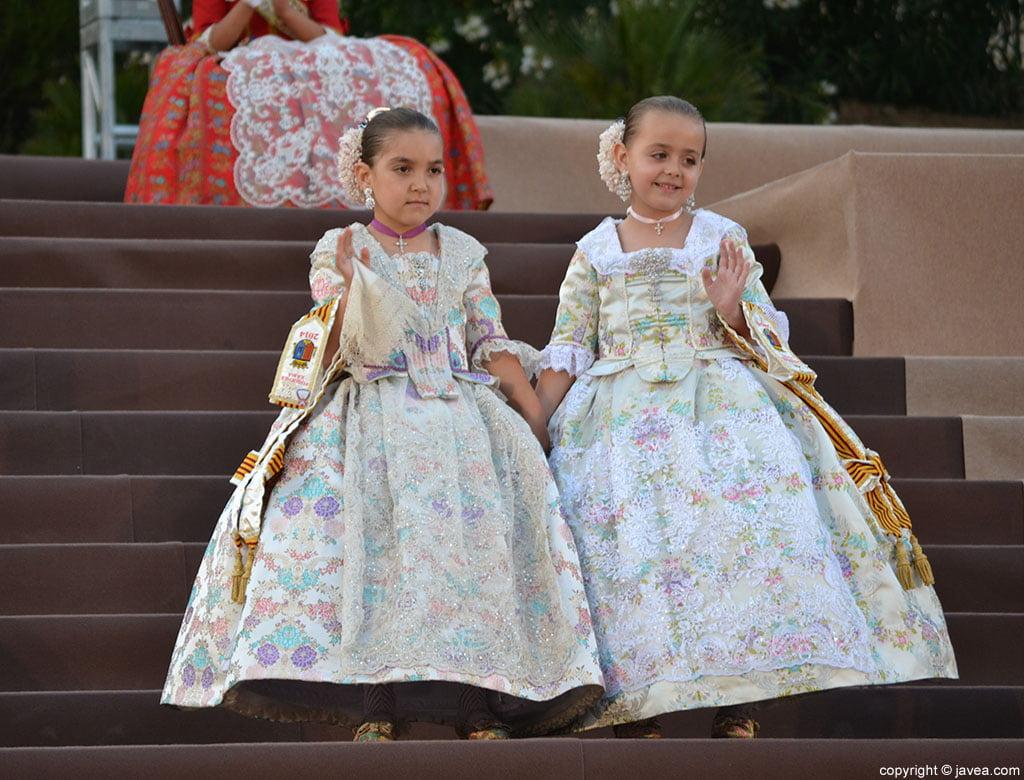 Xabieretes de la Cort d'Honor Infantil de les Fogueres de Sant Joan de Xàbia 2014