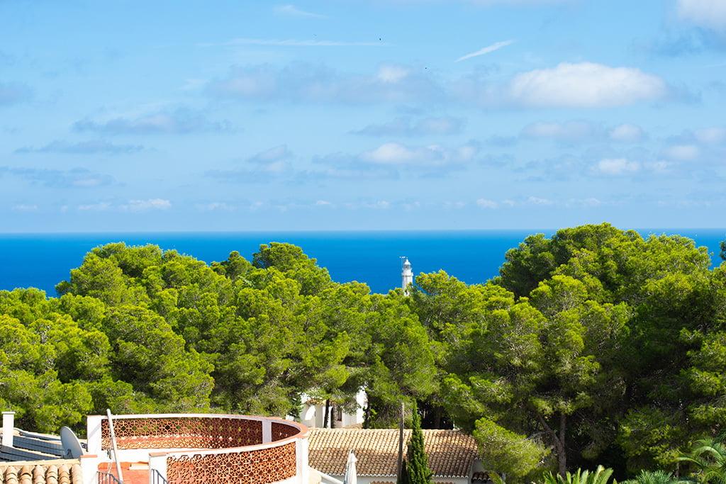 Vivienda vistas al mar Aguila Rent a Villa