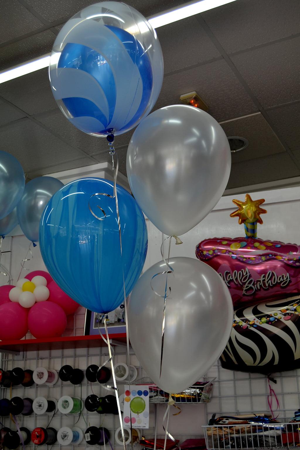 En todo fiesta hay todo tipo de globos para fiestas y for Decoracion para todo