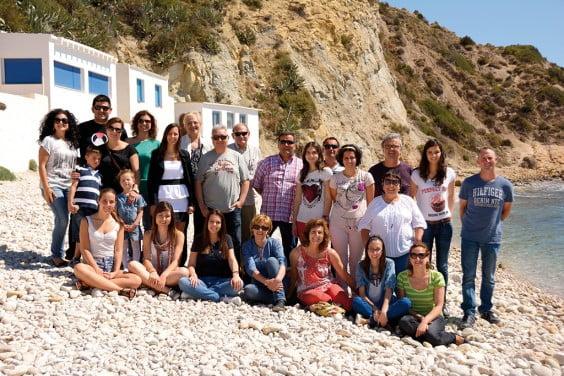Festers de las fiestas populares del Portitxol de Xàbia 2014