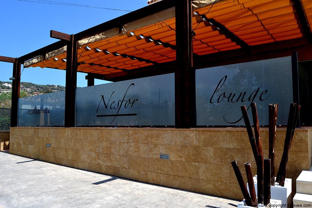 Restaurante Nesfor en Jávea