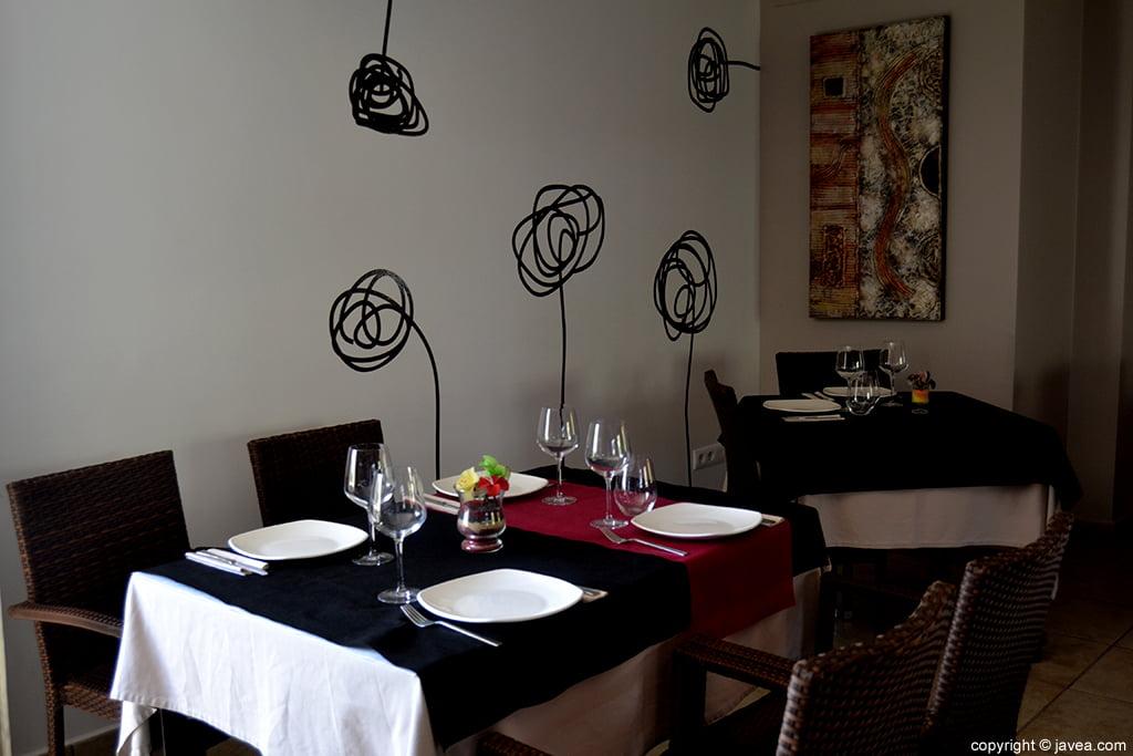 Restaurante Nesfor en Xàbia
